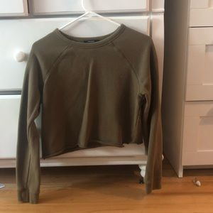 Forever 21 Sweaters - Forever 21 Cropped Sweater